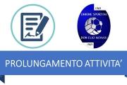 Prolungamento Attivita' Sportiva 2021